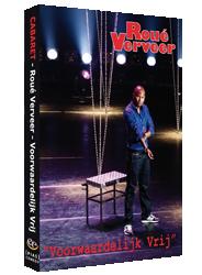 DVD Voorwaardelijk Vrij - Roue Verveer
