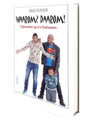 Boek Waarom Daaom - Roue Verveer